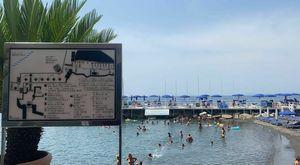 Sant'Agnello, la Marinella primo lido in Campania accessibile agli ipovedenti