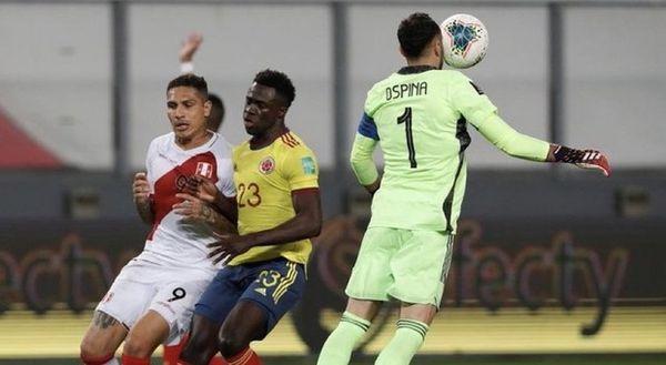 Napoli, Ospina ferma il Peru: vince il Senegal di Koulibaly