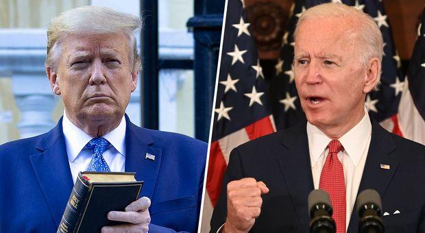 """Usa coronavirus proteste Trump Biden due destini per due Americhe"""" diverse"""