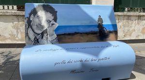 A Calvizzano le panchine letterarie con i grandi della cultura napoletana