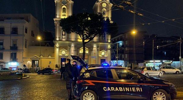 Covid, raffica di controlli anti-assembramento a San Giorgio e Portici