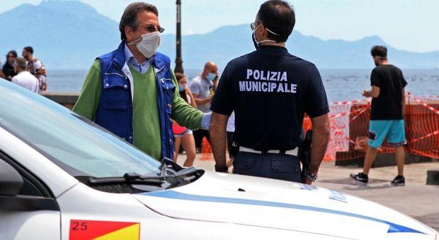 Coronavirus Campania una vittima nove guariti 24 ore zero contagi Caserta Avellino Benevento