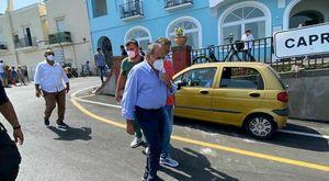 Capri: nuova ispezione sul luogo dell'incidente a Marina Grande