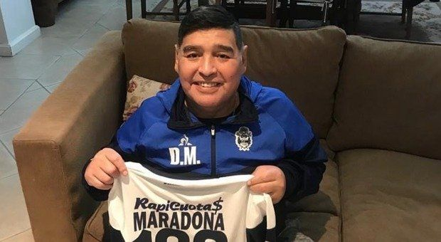 Maradona Napoli allenerà fino 2021