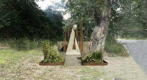 Strage del bus in Irpinia, una stele ricorda le vittime del viadotto Acqualonga