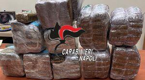 Marano, tradito da una telefonata anonima: 41enne arrestato mentre trasportava 10 Kg di droga