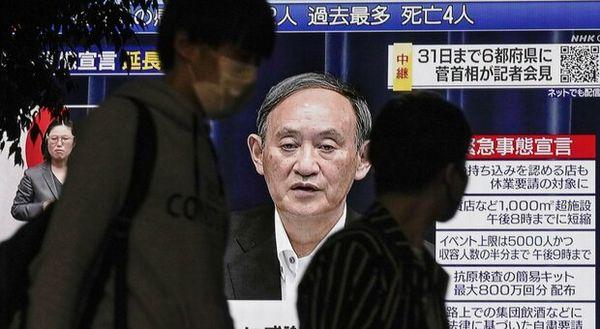 Covid Giappone, stato d'emergenza in altre tre regioni. Crescono i contagi tra i giovani