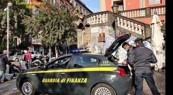 Controlli anti-Covid a Napoli e provincia, raffica di multe per 39 mila euro