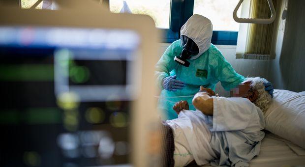 Coronavirus Campania nelle ultime 24 ore due vittime 32 pazienti guariti