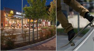 Malore in skateboard appena uscito dal McDonald's, gravissimo 16enne a Venezia: soccorso dai passanti