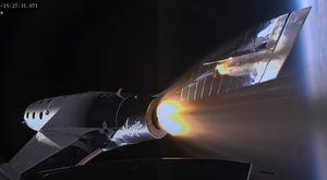 Tre italiani nello spazio con la Virgin Galactic, lancio a fine mese per Villadei e Landolfi dell'Am e Carlucci del Cnr