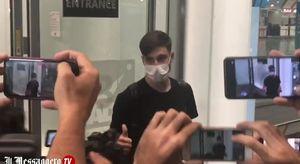 Matias Vina sbarca a Roma: ora 10 giorni di quarantena prima di allenarsi