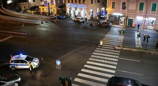Roma, incidente Corso Francia, la difesa di Genovese: «Non ho visto Gaia e Camilla»