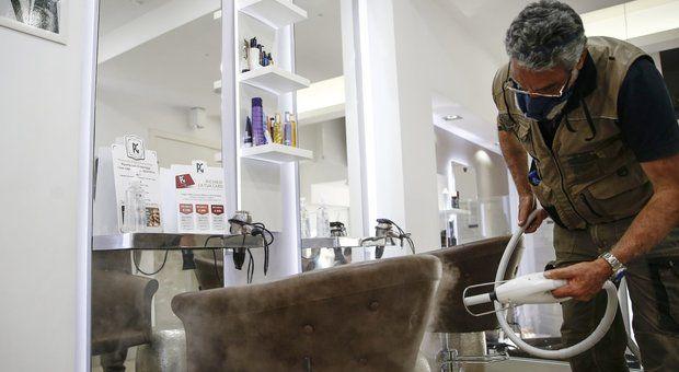 Privacy nel Lazio clienti ristoranti parrucchieri schedati per 30 giorni