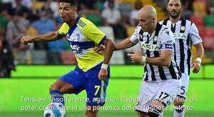 Juventus, Cristiano Ronaldo in panchina: siamo alla resa dei conti?
