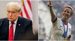 Trump contro la nazionale femminile: «Solo bronzo perché maniache di sinistra»