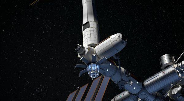 Aeronautica militare, Thales Alenia Space e Cnr: accordi con l'Axiom per la futura stazione spaziale