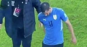 Roma, infortunio Viña in Perù-Uruguay: il terzino si ferma per un problema muscolare