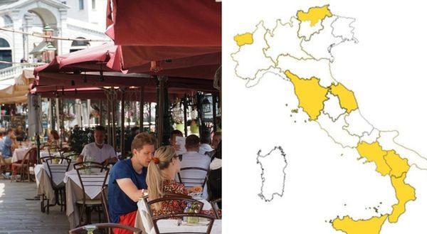 Zona bianca da oggi per 40 milioni di italiani, dal Lazio alla Puglia cosa cambia e le nuove regole