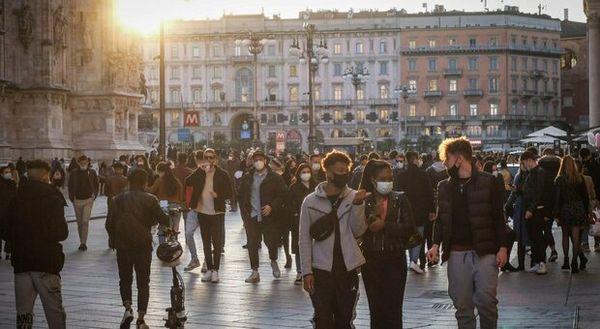 Variante inglese Covid, Iss: «È prevalente con il 54% dei casi. La brasiliana dall'Umbria verso Lazio e Toscana»