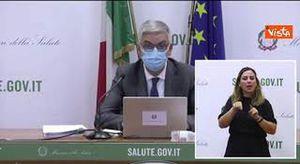Covid, Brusaferro: «Europa si sta scurendo, curva italiana cresce»