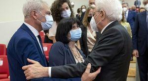 Mattarella: «Laurea ad honorem a Megalizzi gesto di grande sensibilità»