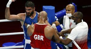Pugilato, il francese Mourad Aliev non accetta la squalifica e perde la testa