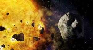 Asteroide gigante in rotta verso il Sole, cosa succederà? Le ipotesi degli scienziati