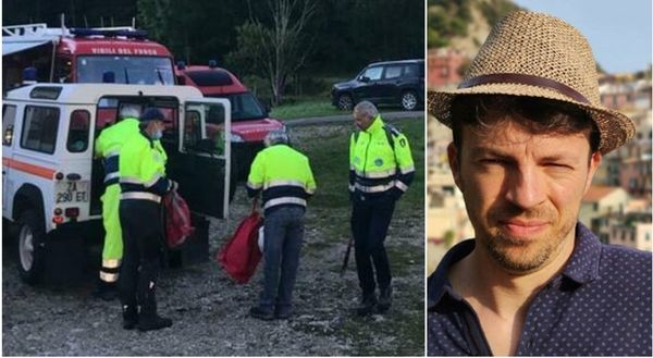 Federico Lugato disperso in montagna da quattro giorni: più di 100 persone lo cercano nel bellunese