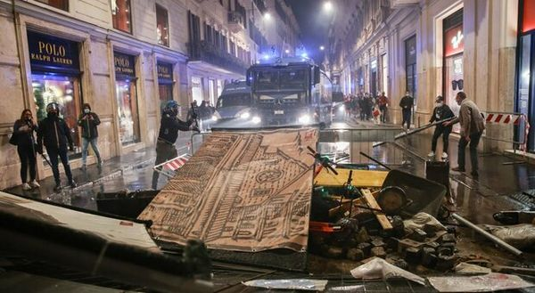 G20, scatta l'allarme per i violenti: Roma sarà blindata con 500 militari