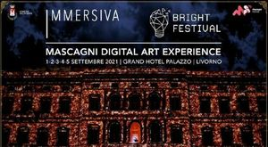Mascagni Digital Art Experience, dal 1 al 5 settembre: l'emozionante rush finale
