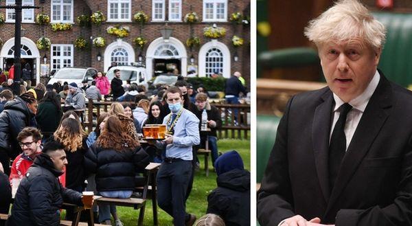 Covid, Boris Johnson choc: «Con la fine del lockdown saranno inevitabili più casi e morti»