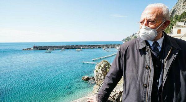 Capri è Covid-free, l'annuncio di De Luca: ora Ischia e Sorrento
