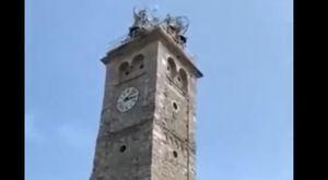 Le campane del paese suonano l'inno di Mameli per l'argento di Giorgia Bordignon