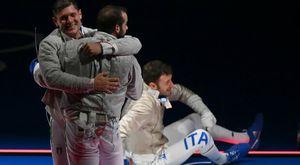 Olimpiadi Tokyo, l'Italia della sciabola conquista l'argento