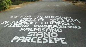 Stano e Palmisano, Ostia Lido ringrazia i due marciatori d'oro: «Ostia padrona»