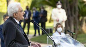 Variante Delta, Mattarella: «Vaccini e rilancio economico strumenti indispensabili»