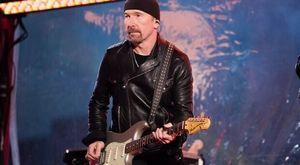 The Edge, il leggendario chitarrista degli U2 compie oggi 60 anni