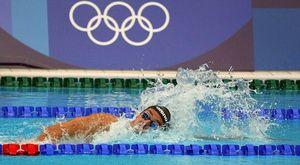 Gregorio Paltrinieri, medaglia d'argento negli 800 stile libero alle Olimpiadi di Tokyo