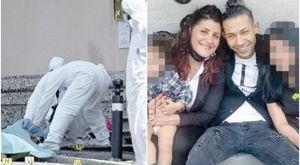 Si urtano sul marciapiede poi lo uccide a coltellate davanti a moglie e bimbe, choc a Bergamo