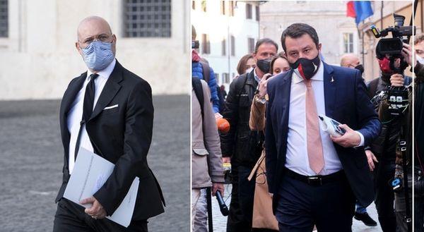 Salvini-Bonaccini, dal vaccino Sputnik alle chiusure anti-Covid: i due volti (del Nord) dell'asse verde-rosso