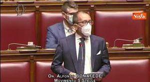 Riforma Giustizia, Bonafede: «Non rispondo a provocazioni, riforma non è questione personale»