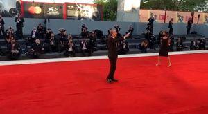 Red carpet all star per Benigni e Almodovar