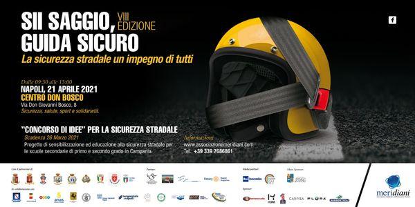 Associazione Meridiani e Lions Club Napoli Host uniti per la sicurezza stradale
