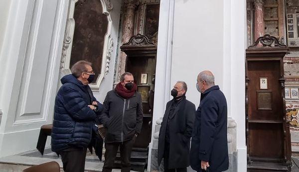 Finiti i lavori di restauro della chiesa di San Pietro Martire