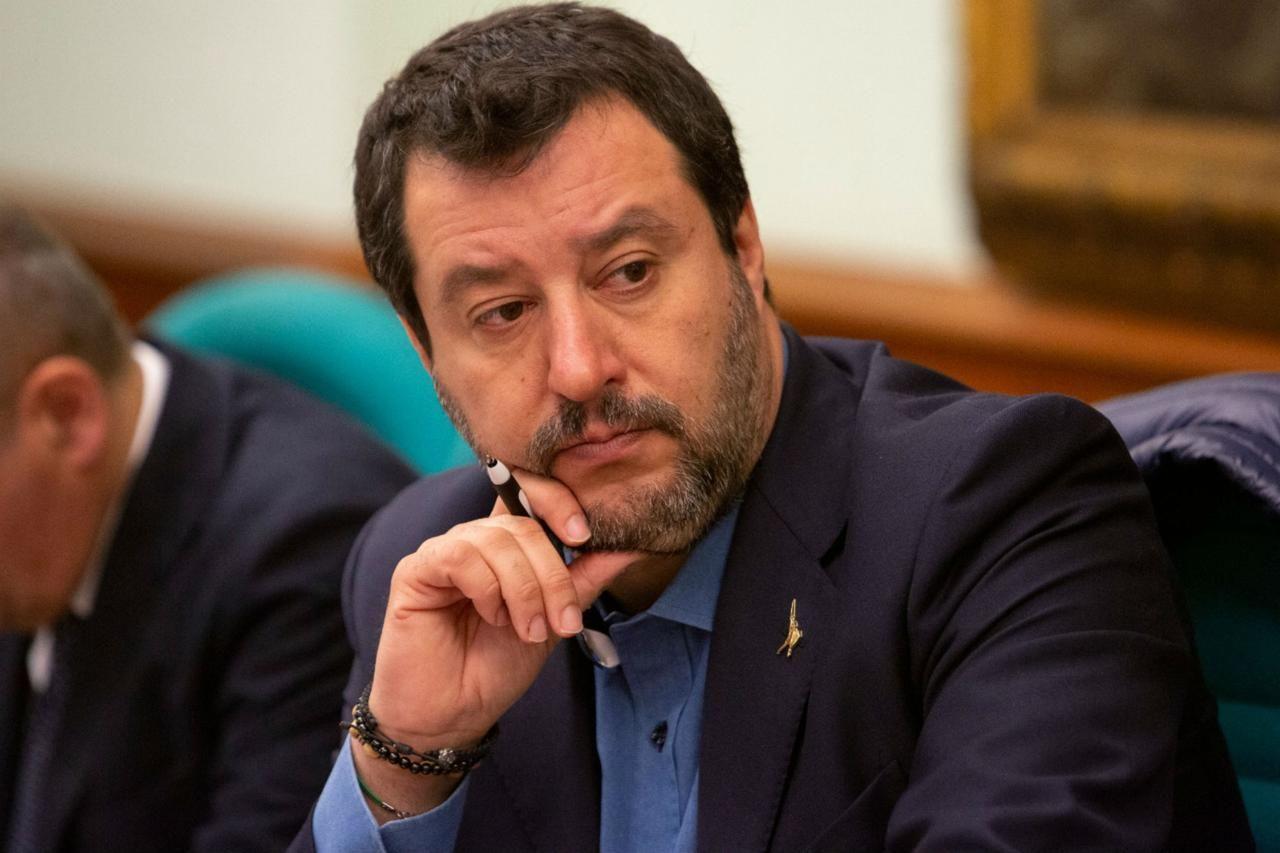 Salvini «Altri poliziotti feriti nel carcere Santa Maria Capua Vetere ora basta»