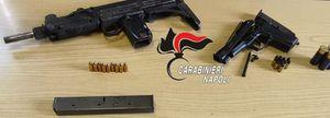 Carabinieri: 60 arresti in 5 giorni, trovato un arsenale