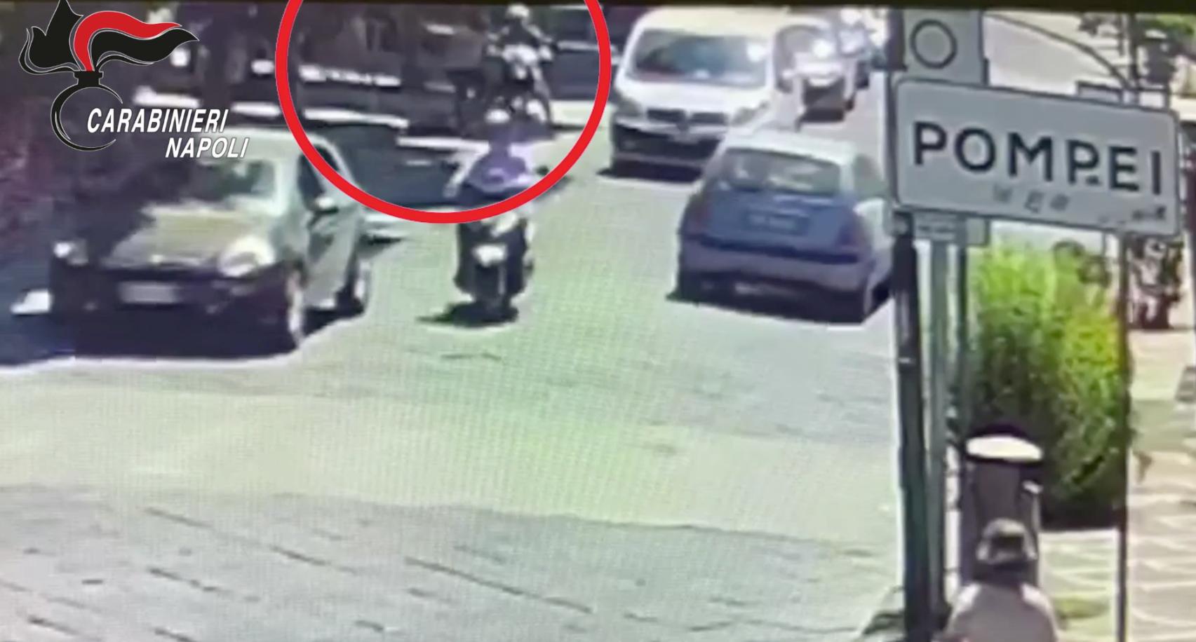 Pompei turista rapinato del rolex all ingresso degli Scavi preso napoletano della Sanità