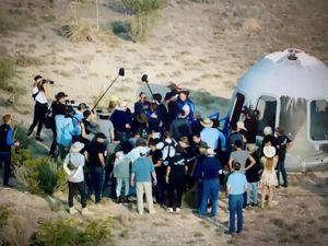 Bezos nello spazio, missione compiuta per la New Sheppard di Blue Origin