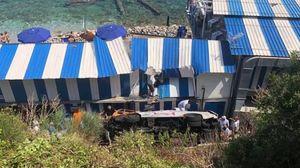 Minubus precipitato a Capri, 28 feriti: morto l'autista